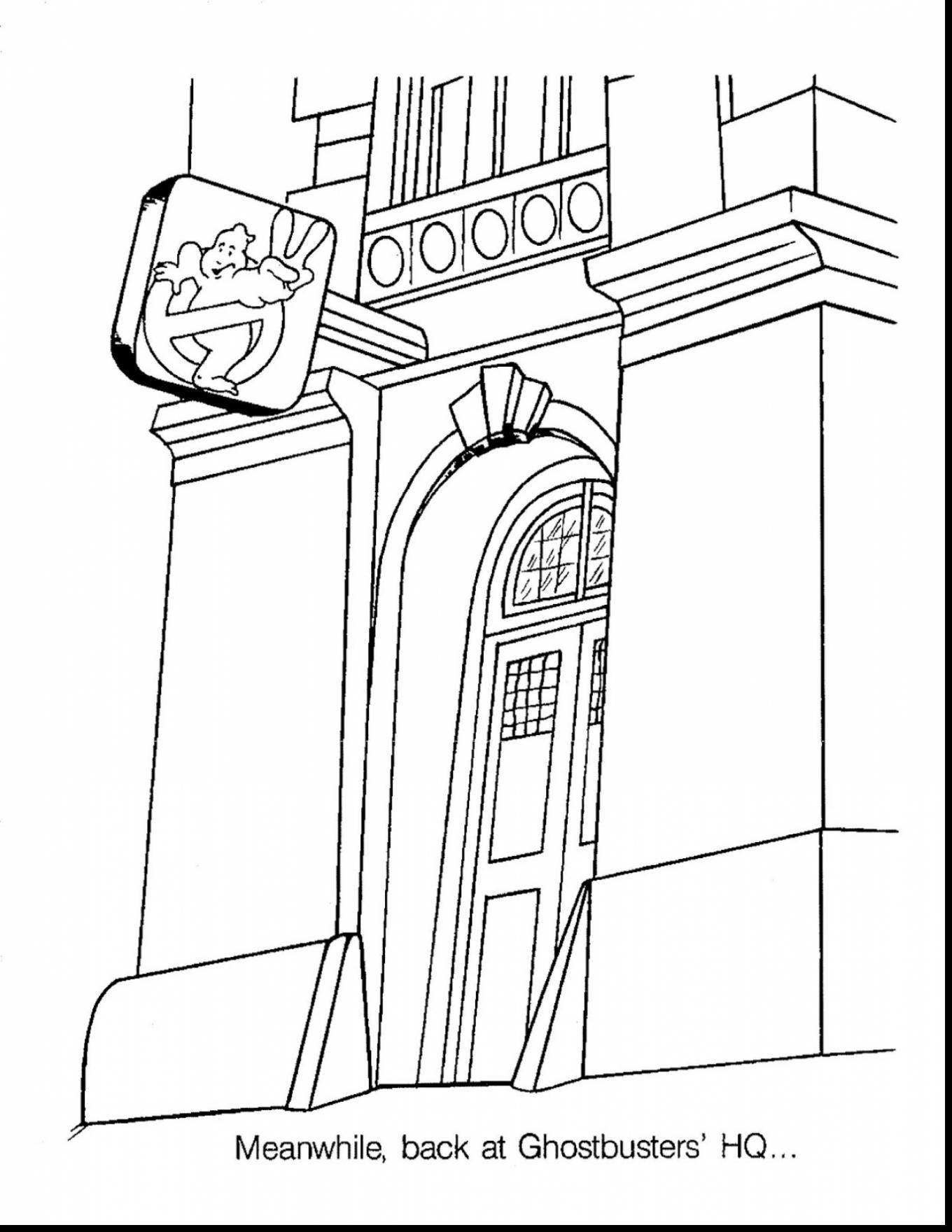 ghostbusters coloring ghostbusters digital colouring page pdf instant download ghostbusters coloring