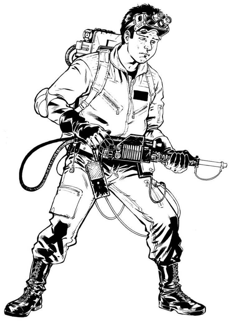 ghostbusters coloring stanz by fabiomantovani on deviantart ghostbusters the coloring ghostbusters