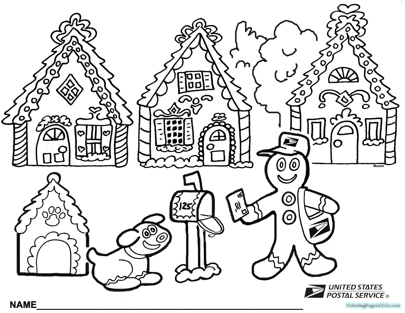 gingerbread house coloring page gingerbread house coloring page gingerbread coloring house page