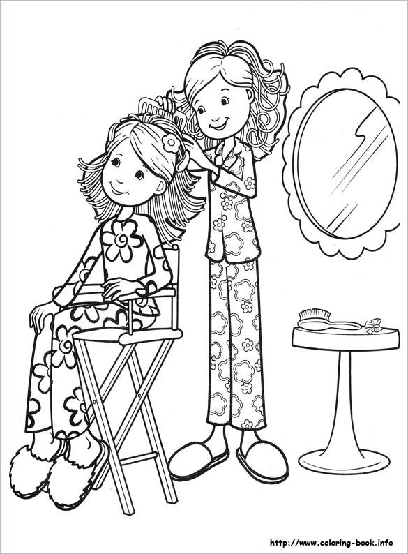 girl coloring books pretty cure anime girls coloring pages for kids printable books girl coloring