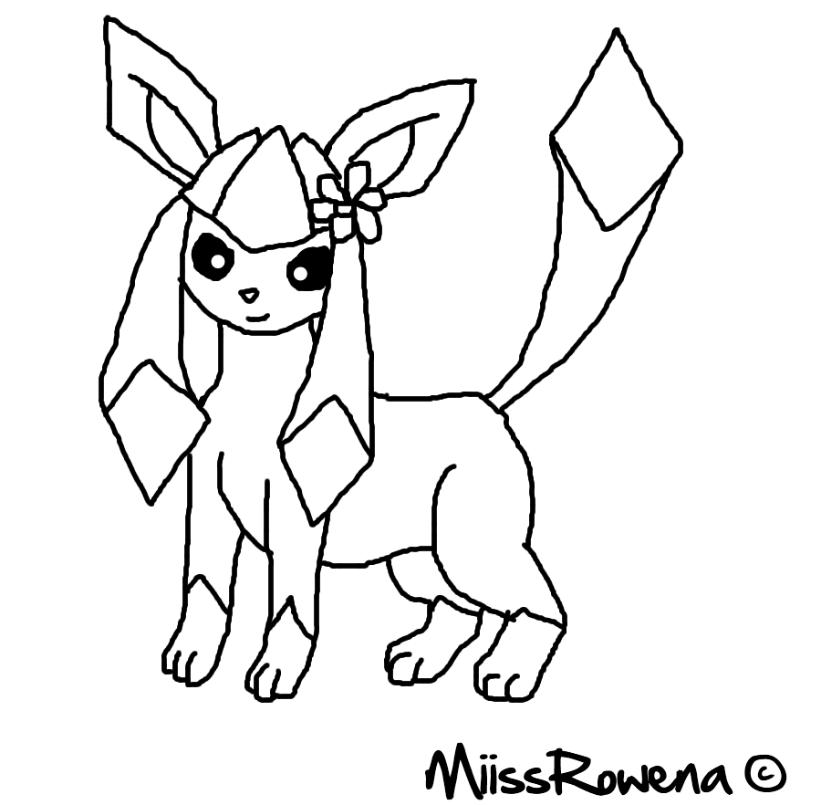 glaceon coloring pages glaceon coloring pages colorear pokemon dibujos para coloring glaceon pages