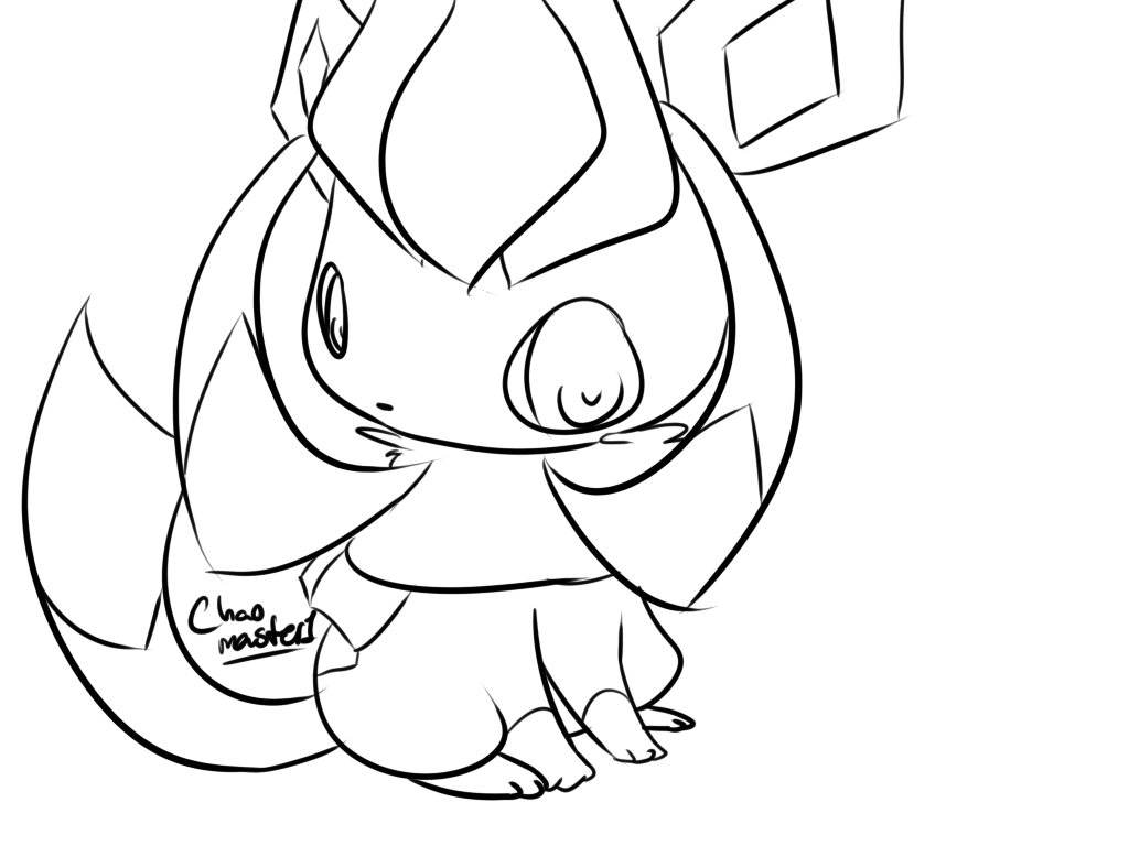 glaceon coloring pages glaceon template by shadowxmephiles on deviantart glaceon coloring pages