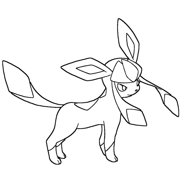 glaceon coloring pages photos bild galeria pokemon coloring pages glaceon glaceon coloring pages