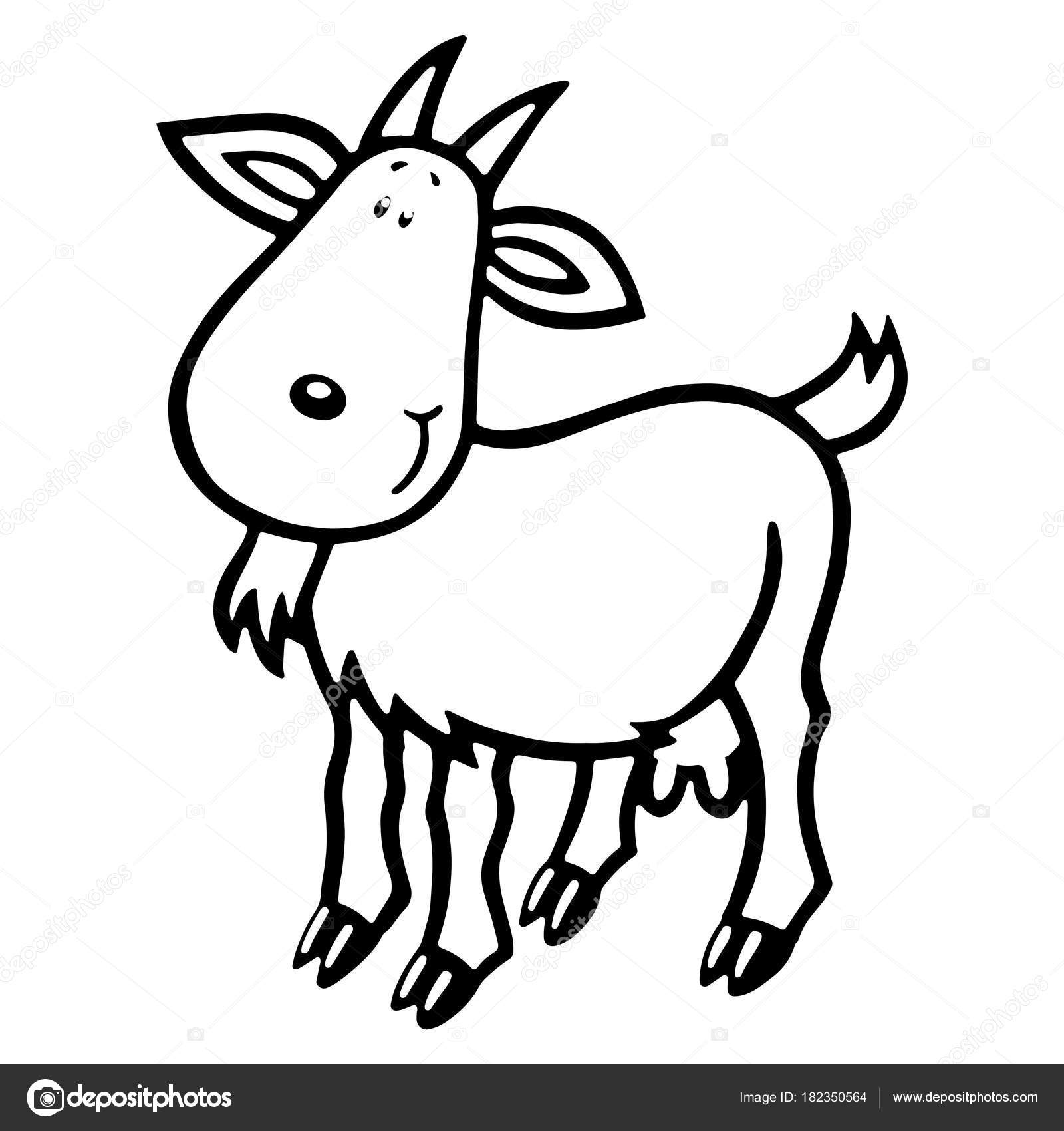 goat picture cartoon animated goat png transparent animated goatpng images picture cartoon goat