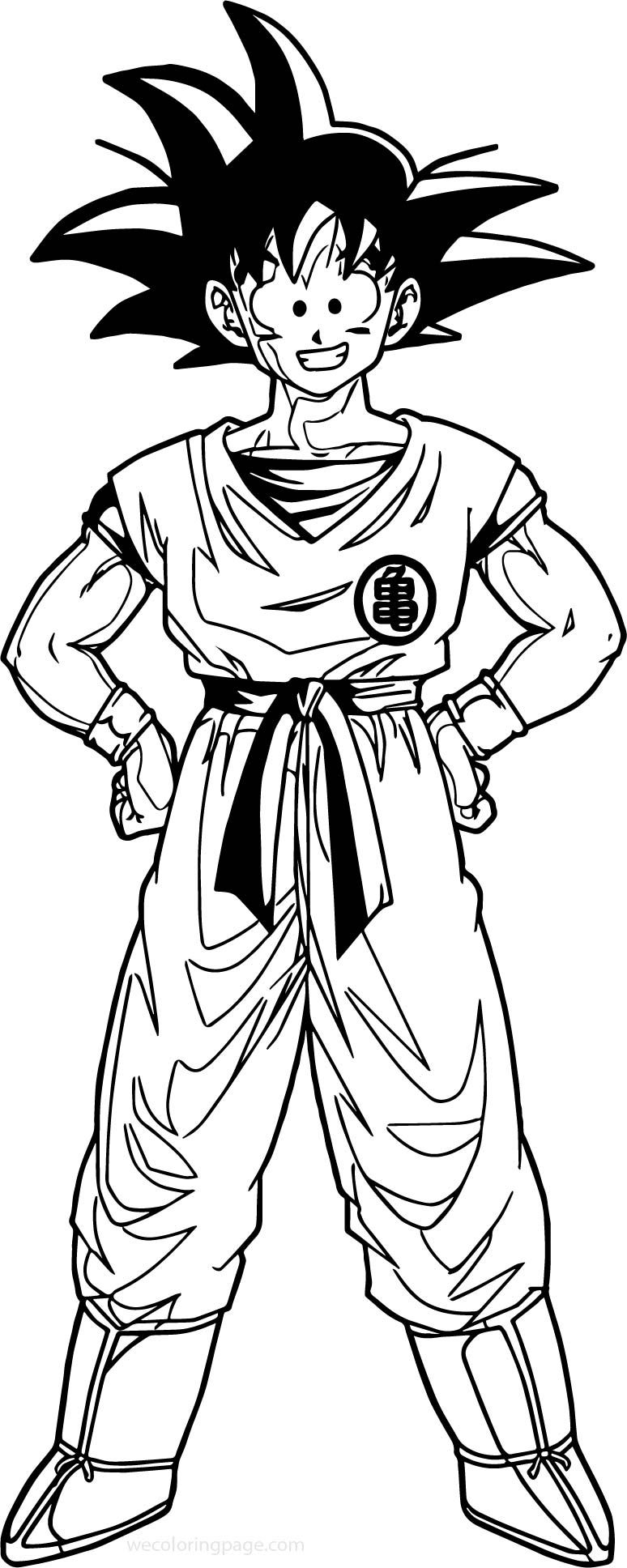 goku pictures to print goku coloring pages coloring pages to print goku to pictures print