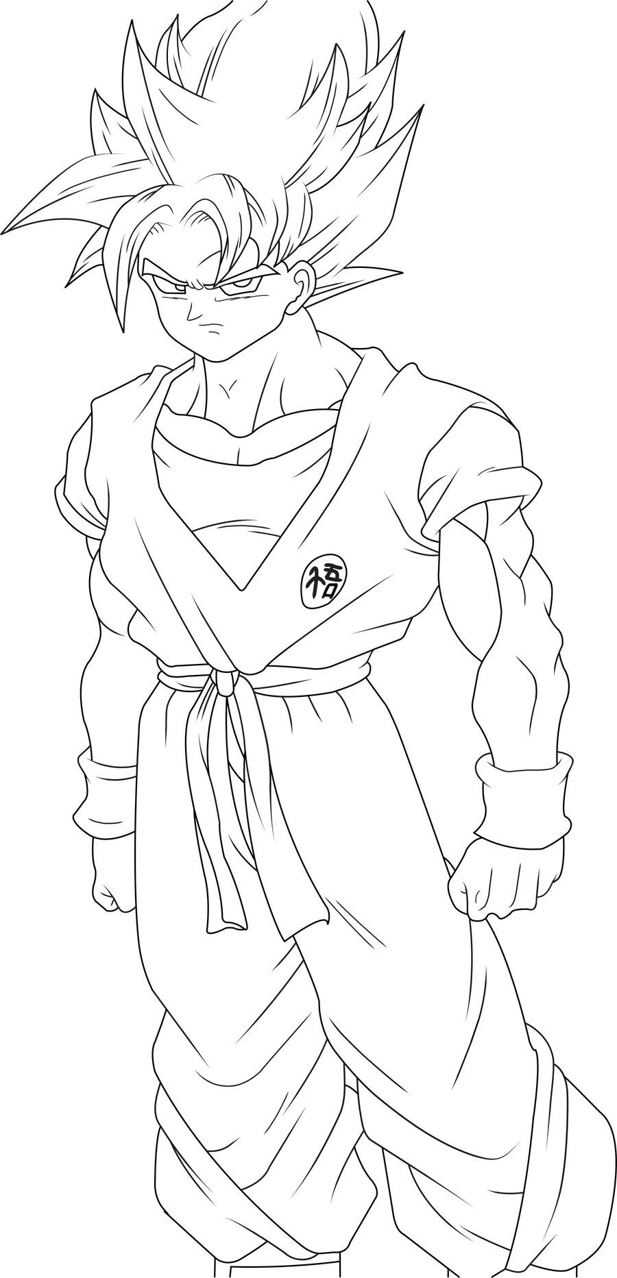 goku pictures to print goku coloring pages coloring pages to print pictures print to goku
