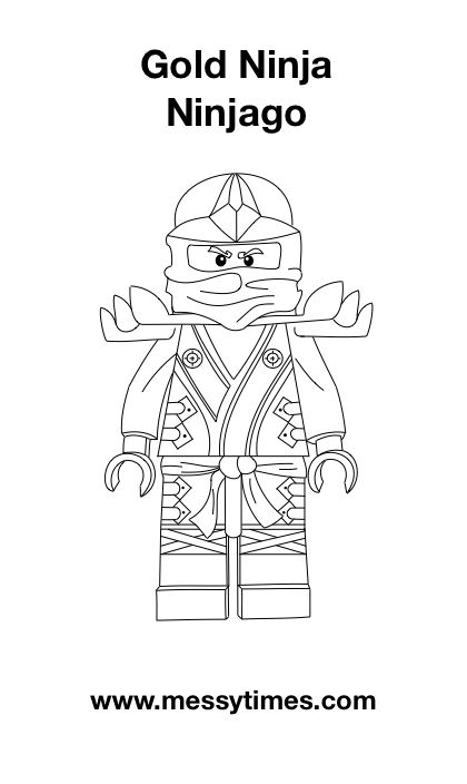 golden ninjago coloring pages learn how to draw golden master from ninjago ninjago pages coloring ninjago golden