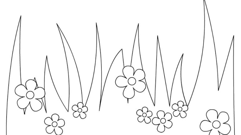grass coloring images grass coloring pages coloring pages to download and print images grass coloring