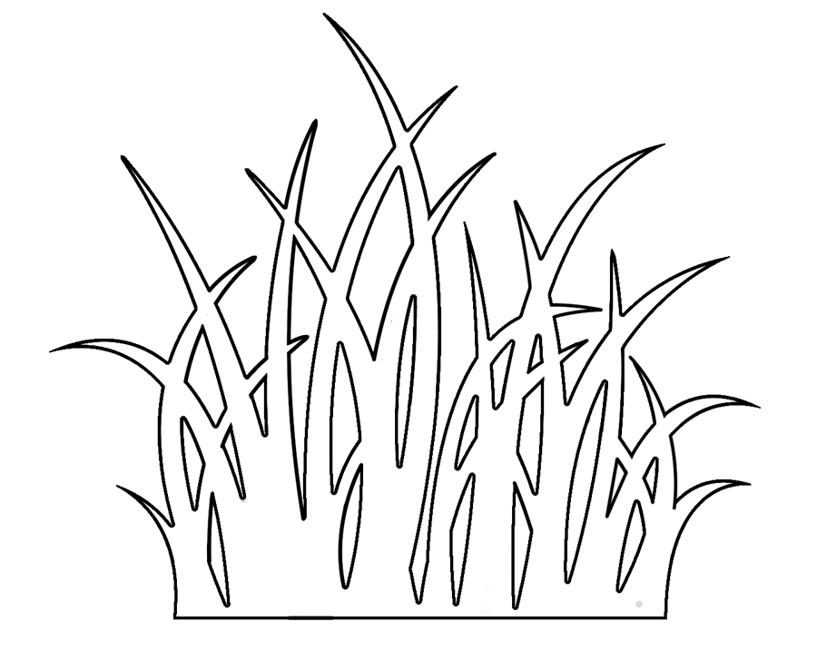 grass coloring images grass template coloring page grass coloring images