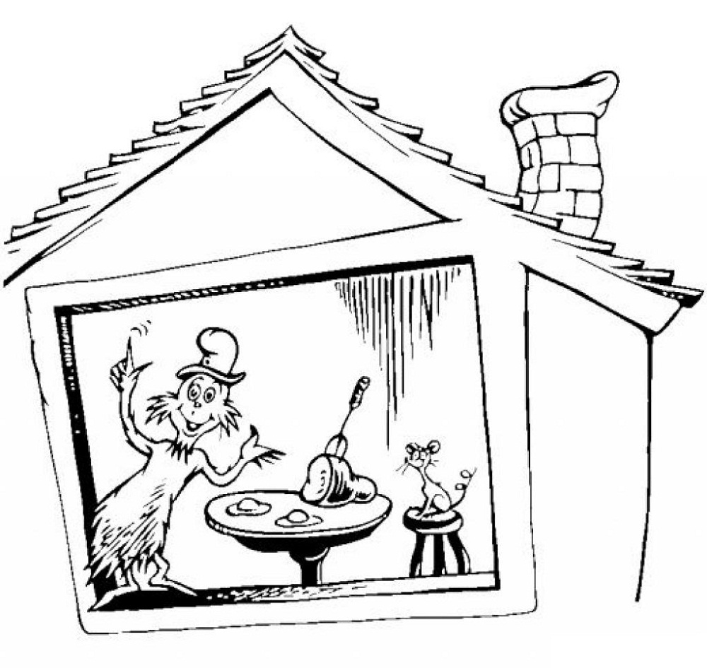 green eggs and ham coloring page green eggs and ham coloring page download coloring home page ham eggs green and coloring