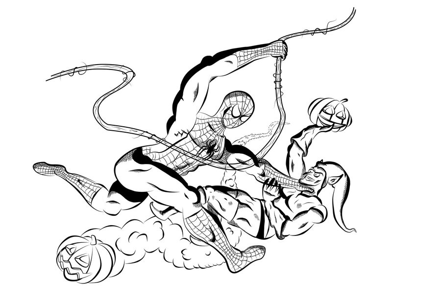 green goblin coloring page green goblin coloring page green page goblin coloring