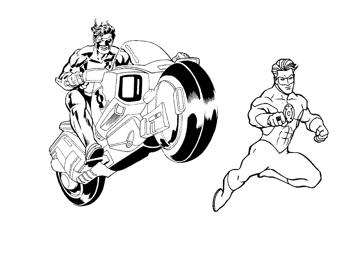 green lantern printable coloring pages green lantern coloring pages coloring pages to download green lantern printable pages coloring