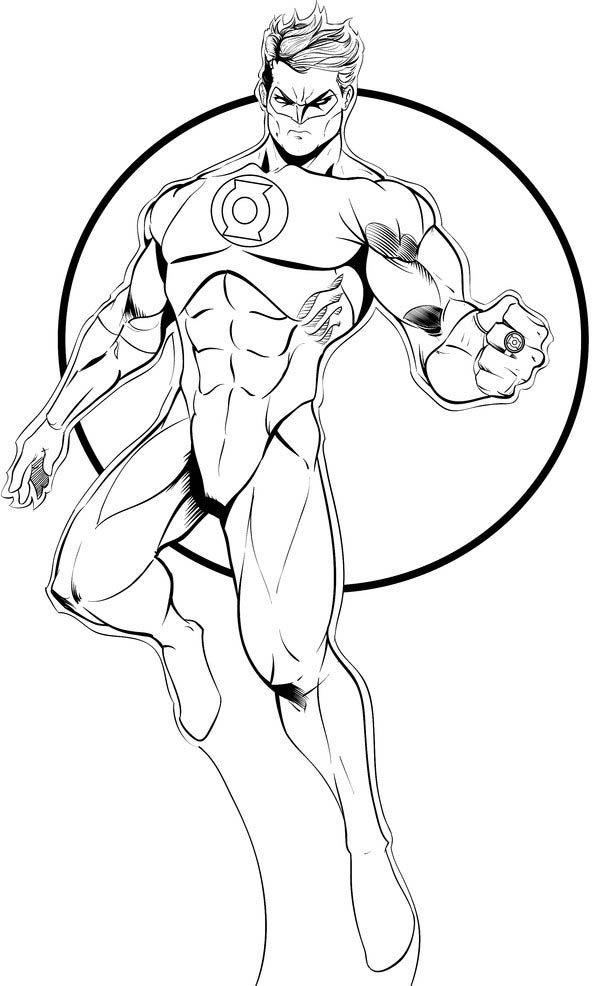 green lantern printable coloring pages green lantern coloring pages to download and print for free pages coloring printable green lantern