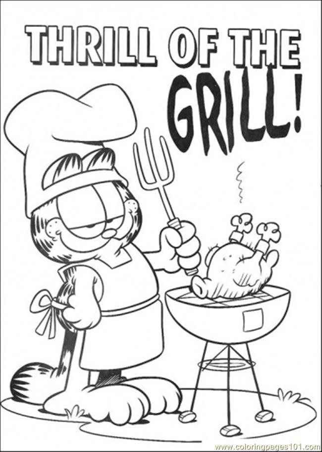 grill coloring page grill coloring book coloring pages grill page coloring