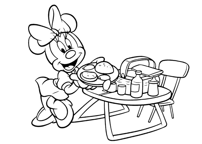 grill coloring page step by step how to draw a bbq grill drawingtutorials101com coloring grill page