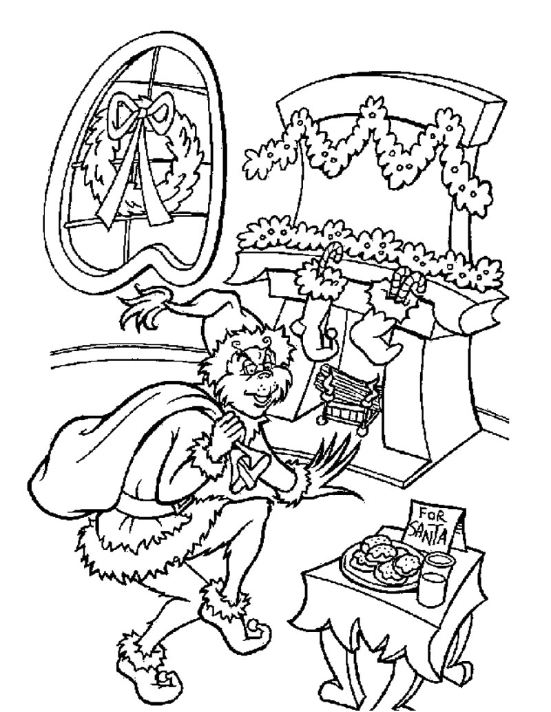 grinch christmas coloring pages the grinch christmas adult coloring pages grinch pages coloring christmas