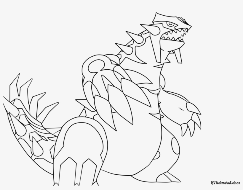 groudon pokemon coloring page groudon coloring page coloring home pokemon coloring page groudon