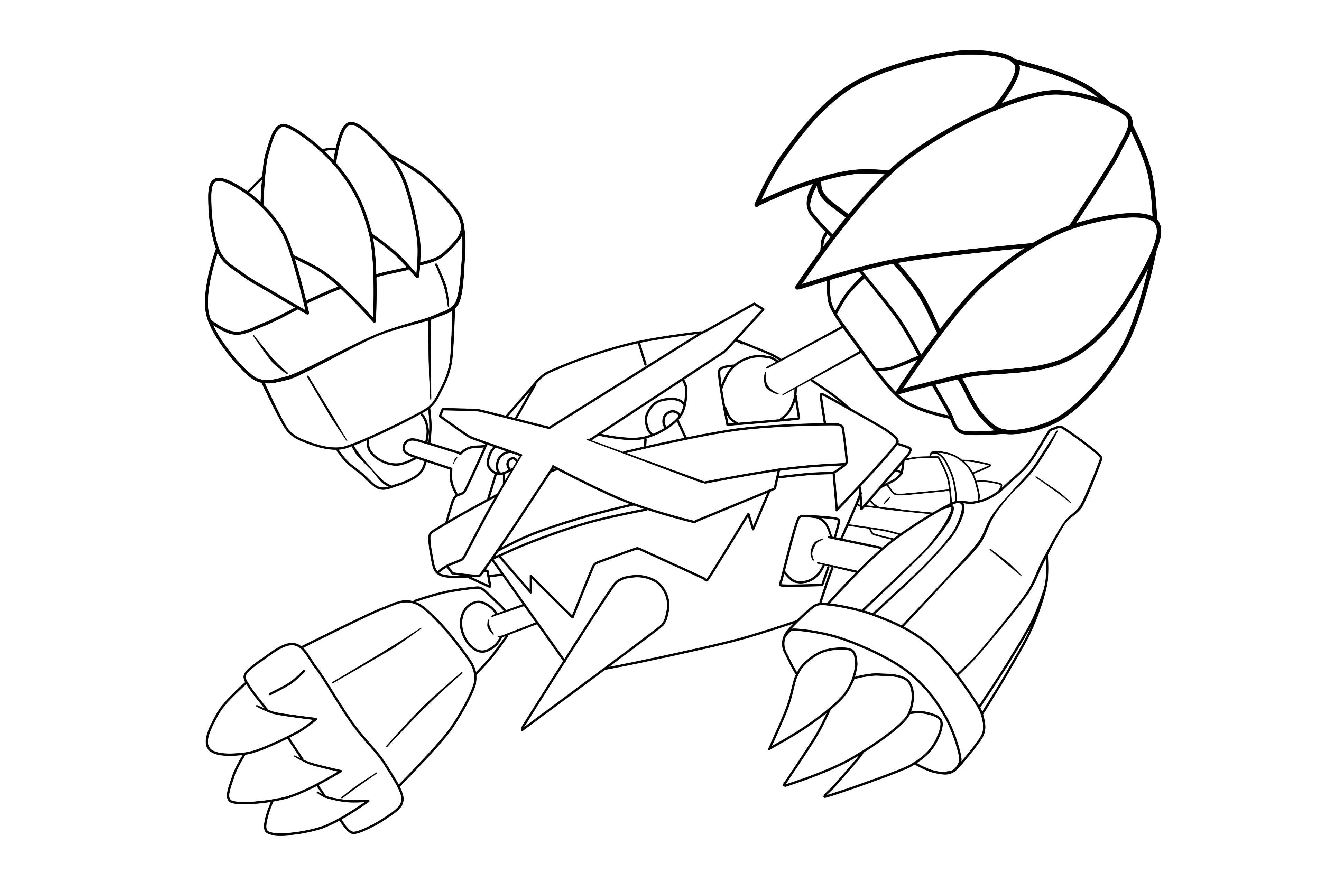 groudon pokemon coloring page groudon from pokemon coloring page free printable coloring pokemon groudon page