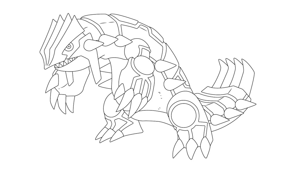 groudon pokemon coloring page primal groudon coloring page by jpijl on deviantart pokemon groudon coloring page