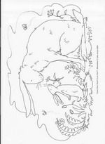 guess how much i love you coloring pages pin van aldrina hospers op raad eens hoeveel ik pages guess love much coloring i you how
