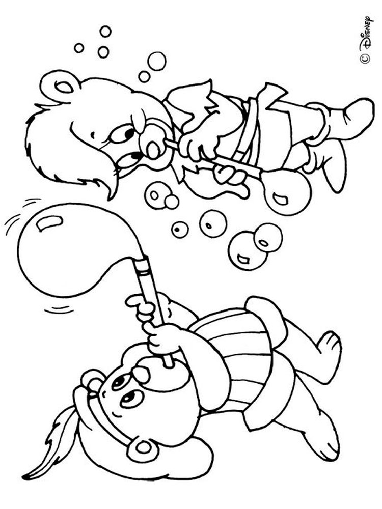 gummy bear coloring pages gummi bears coloring pages download and print gummi bears coloring bear gummy pages