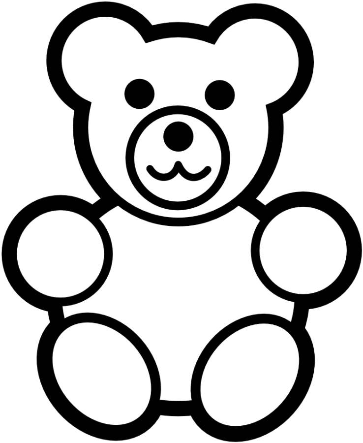 gummy bear coloring pages how to draw gummy bear from the gummiebar song step by pages bear gummy coloring