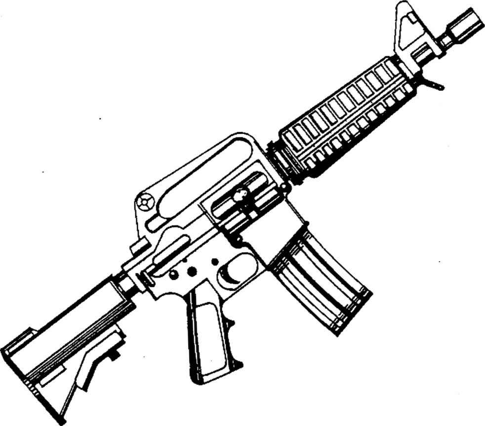gun colouring pictures gun coloring pages download and print for free colouring gun pictures