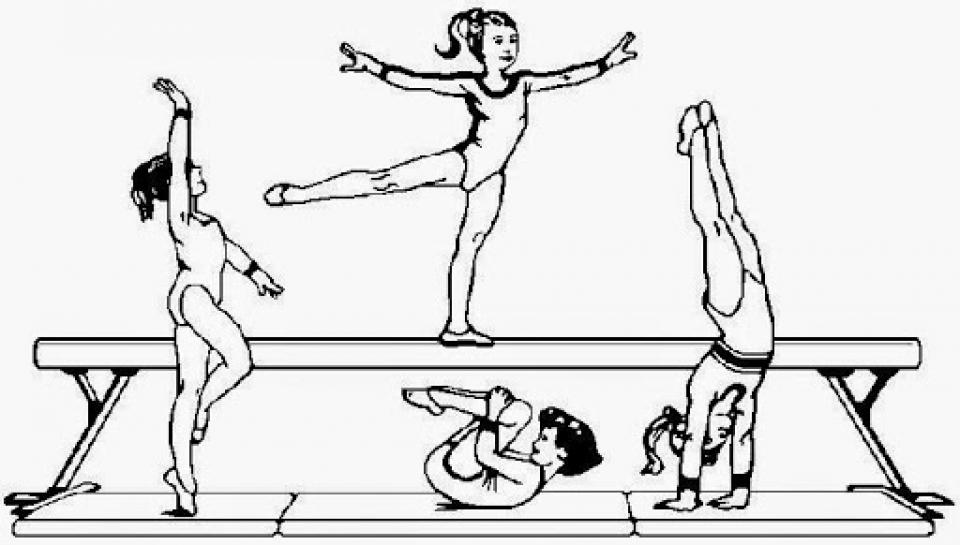 gymnastics colouring pictures get this printable gymnastics coloring pages online gvjp12 gymnastics colouring pictures