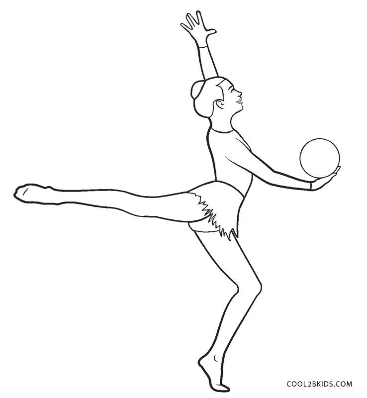 gymnastics pictures to color free printable gymnastics coloring pages for kids gymnastics pictures color to