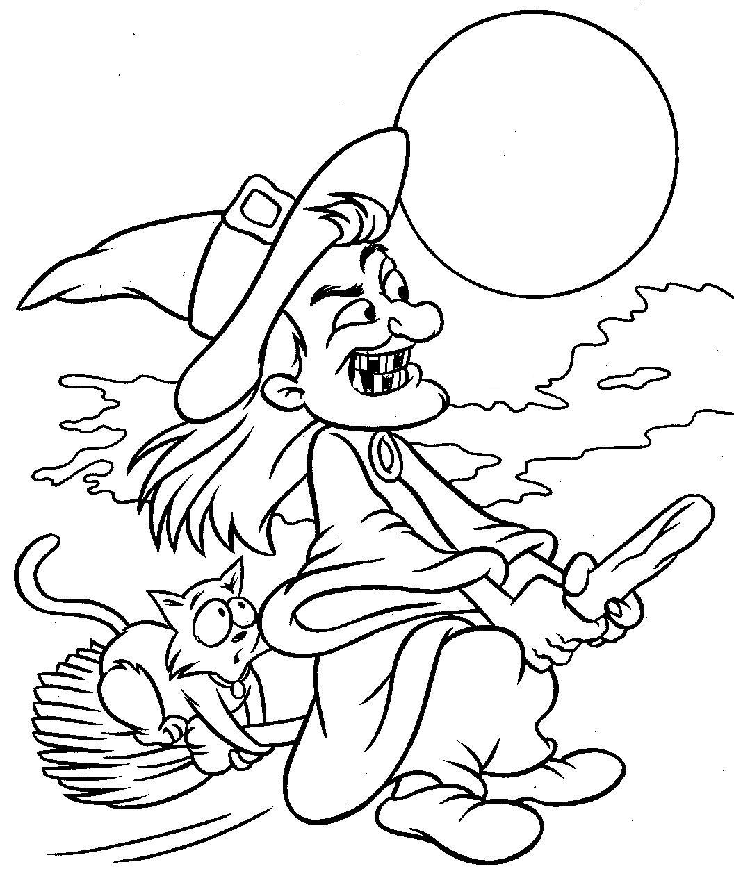 halloween color pages halloween coloring pages june 2012 color halloween pages