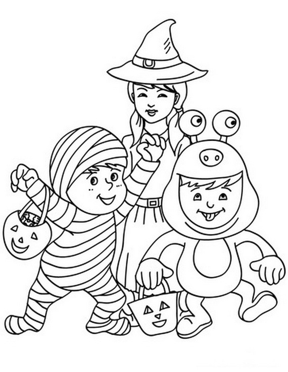 haloween coloring pages 25 amazing disney halloween coloring pages for your little pages coloring haloween