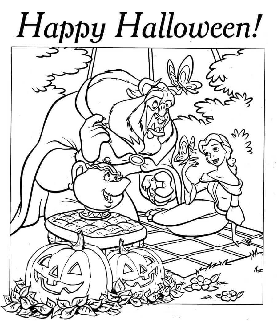 haloween coloring pages free disney halloween coloring pages lovebugs and postcards pages haloween coloring
