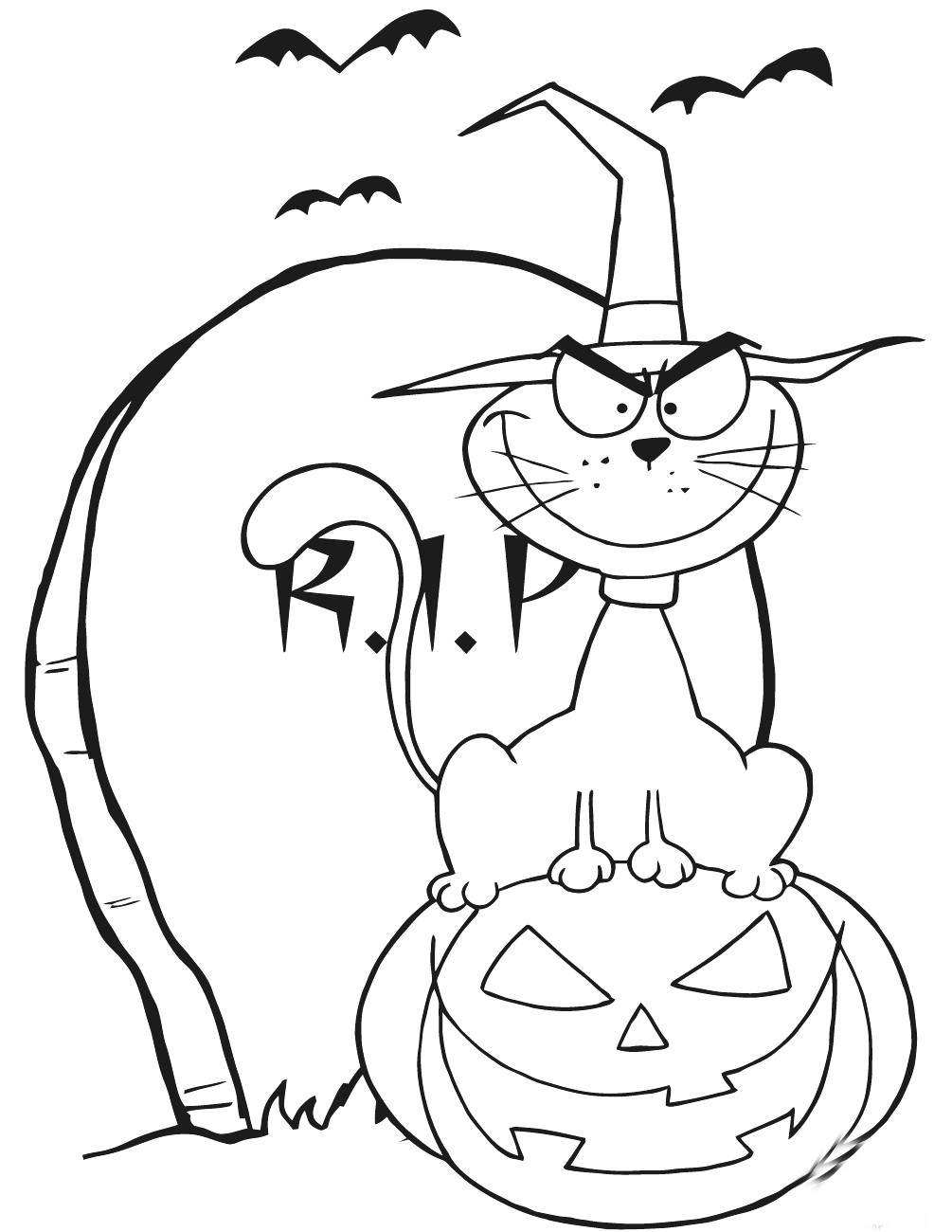 haloween coloring pages free halloween coloring pages for kids or for the kid in haloween coloring pages