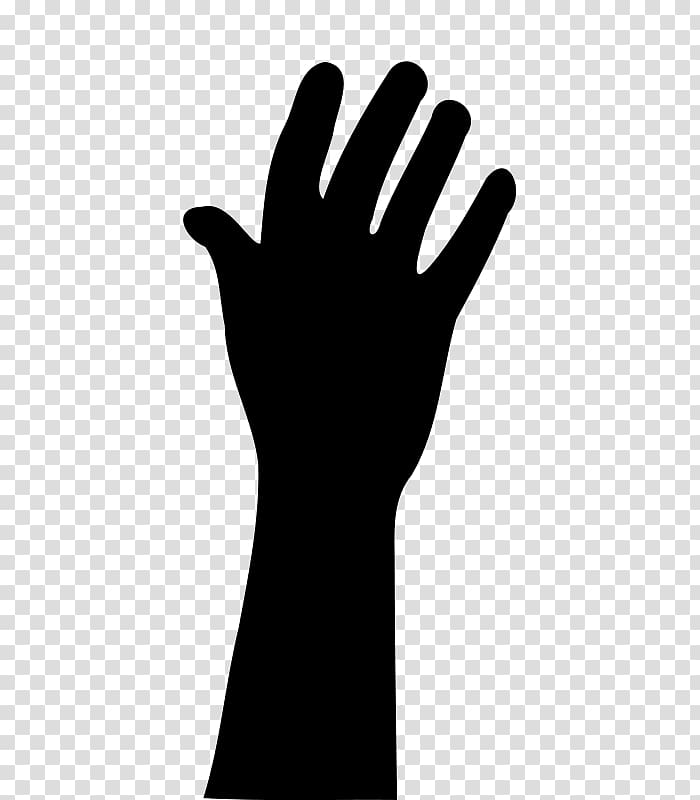 hand silhouette hd black silhouette right hand print png citypng silhouette hand