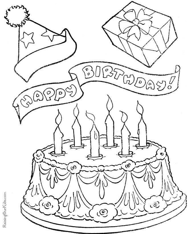 happy 30th birthday coloring pages birthday coloring pages coloring birthday 30th happy pages