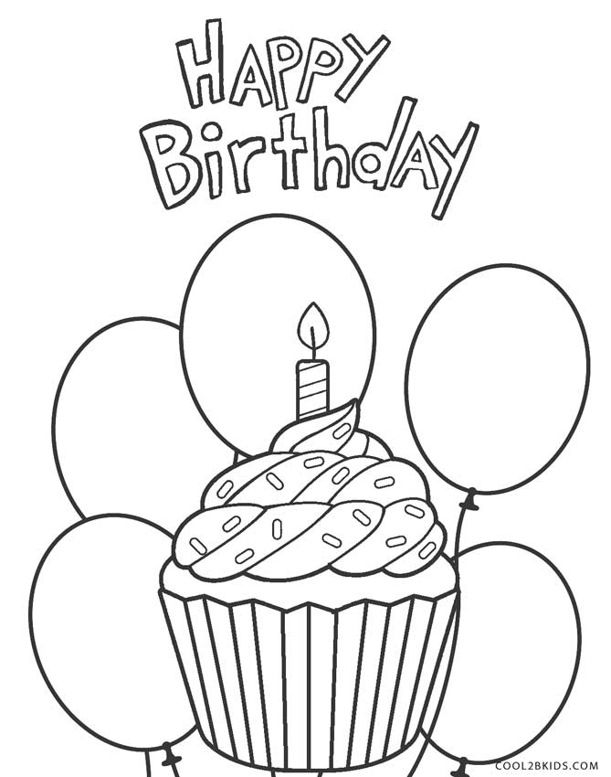 happy birthday coloring sheet happy birthday coloring pages free download on clipartmag sheet happy birthday coloring