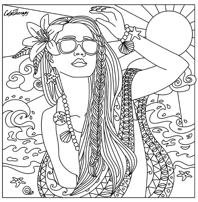 hard beach coloring pages tropical beach coloring page by melanie76 on deviantart pages hard beach coloring