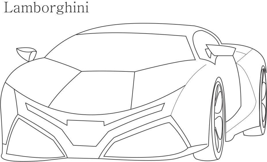 hard lamborghini coloring pages 20 free printable lamborghini coloring pages hard coloring pages lamborghini