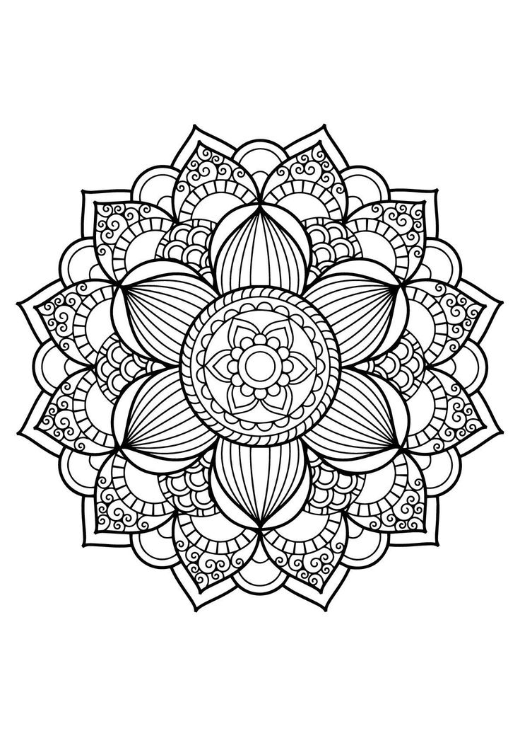 hard mandala coloring pages difficult level mandala coloring pages mandala drawing mandala coloring hard pages