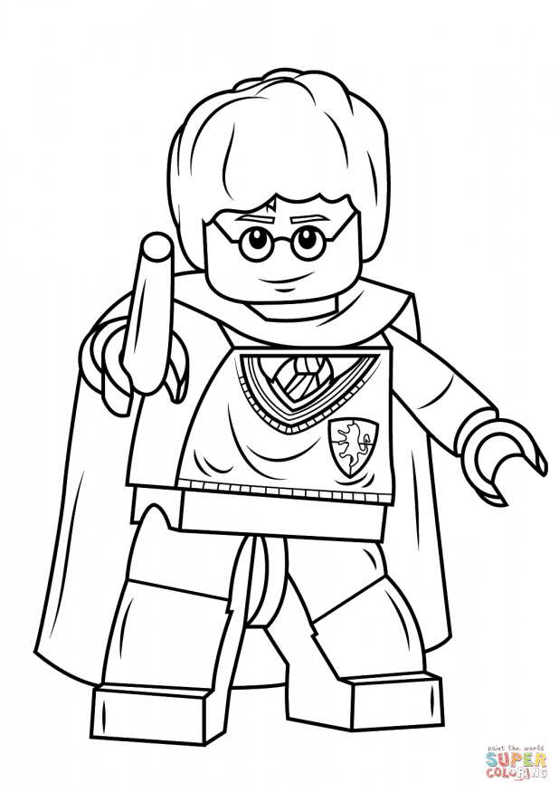 harry potter lego coloring pages harry potter contest from lego ideas true north bricks harry coloring lego potter pages