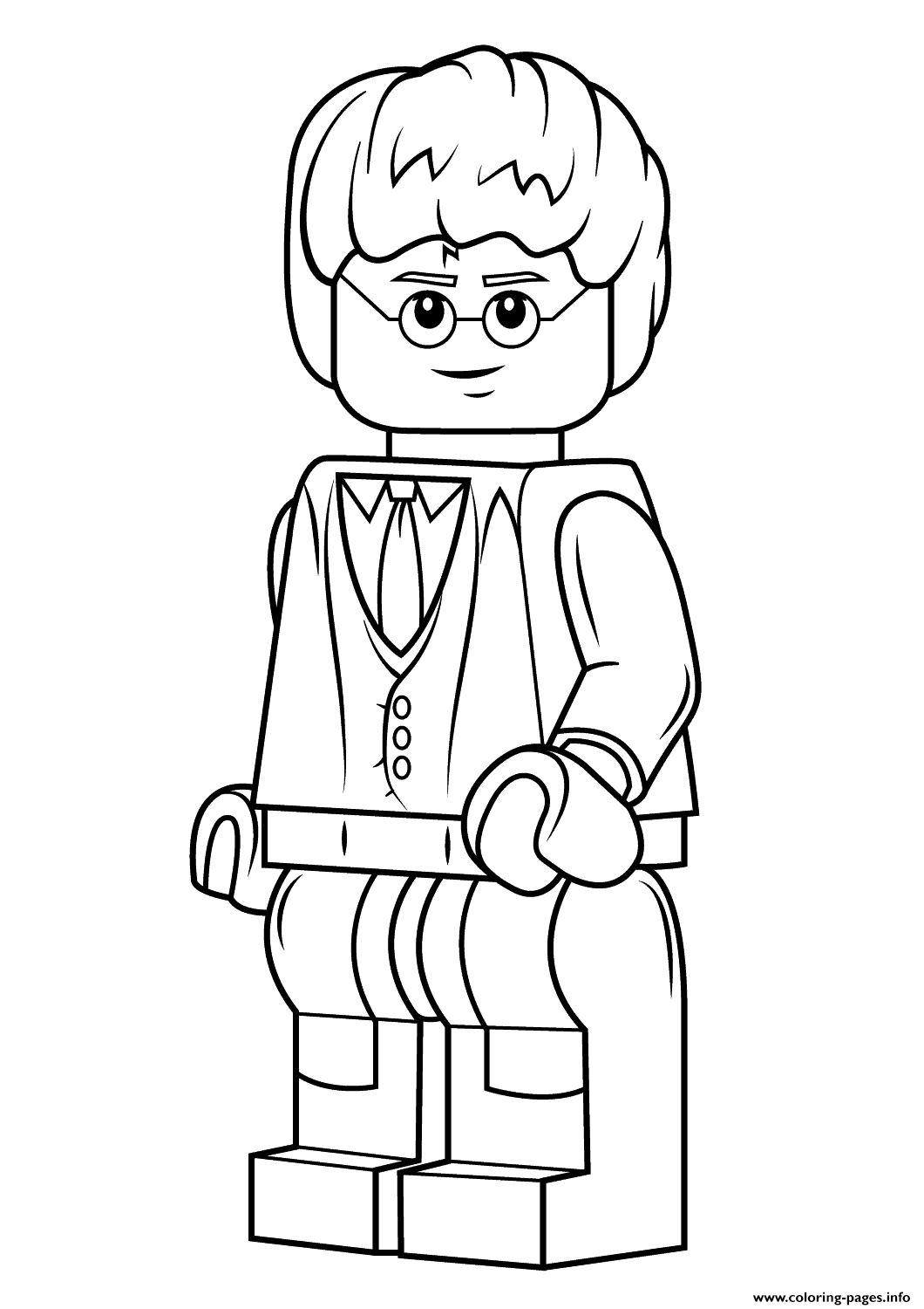 harry potter lego coloring pages harry potter contest from lego ideas true north bricks potter coloring lego harry pages