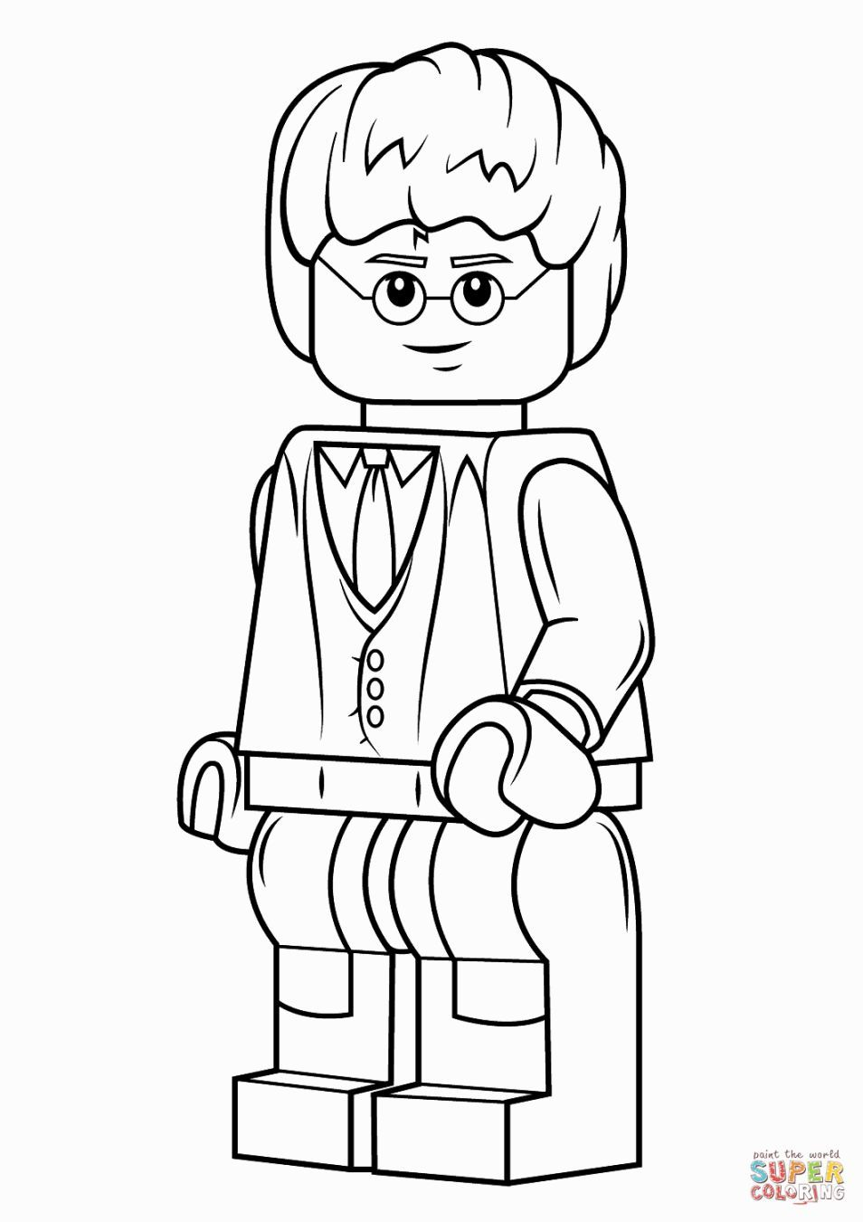 harry potter lego coloring pages kids n funcom 8 coloring pages of lego harry potter potter lego pages harry coloring