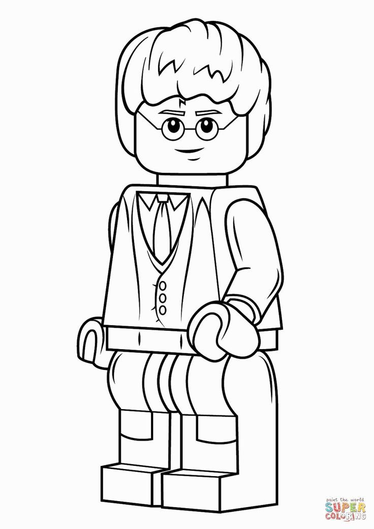harry potter lego coloring pages lego albus dumbledore harry potter coloring pages lego harry pages potter coloring