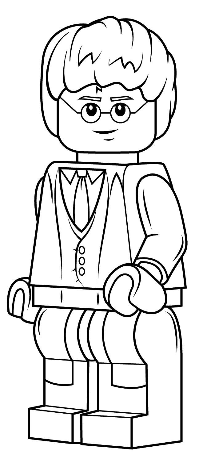 harry potter lego coloring pages lego harry potter coloring pages 6 harry potter coloring lego potter pages coloring harry