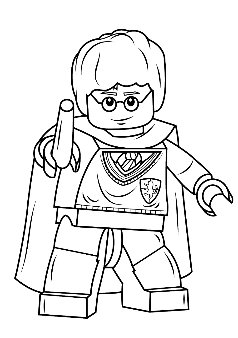 harry potter lego coloring pages print lego albus dumbledore harry potter coloring pages potter harry pages lego coloring