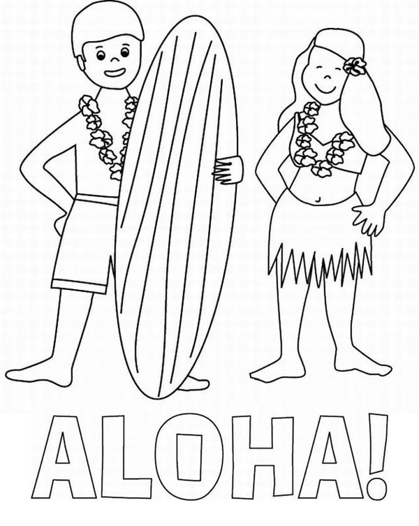 hawaii coloring pages hawaii coloring pages download and print hawaii coloring pages coloring hawaii 1 1