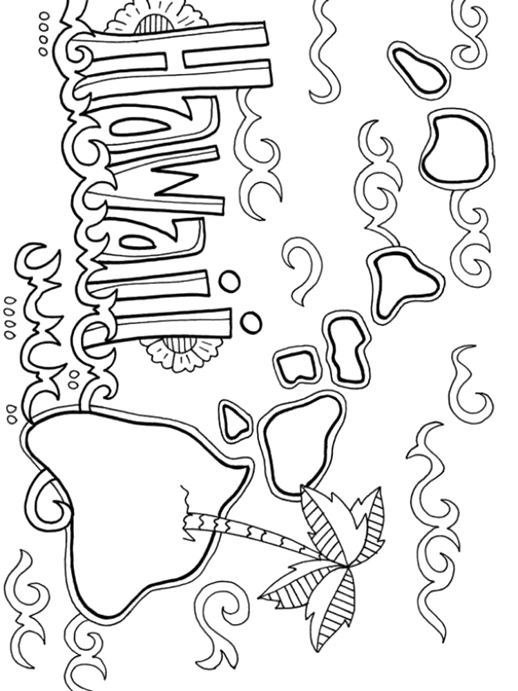 hawaii coloring pages hawaiian coloring pages to download and print for free hawaii pages coloring