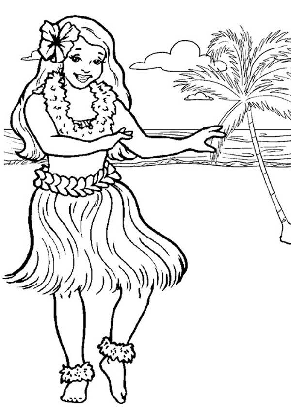 hawaii coloring pages hawaiian coloring pages to download and print for free pages hawaii coloring