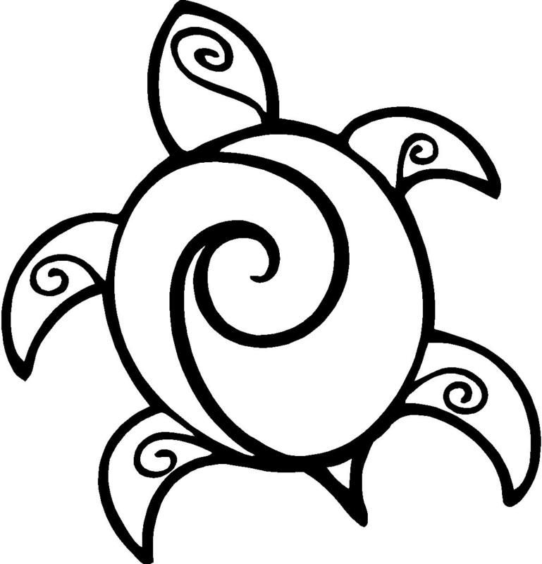 hawaiian turtle coloring pages the best free hawaiian coloring page images download from hawaiian coloring pages turtle