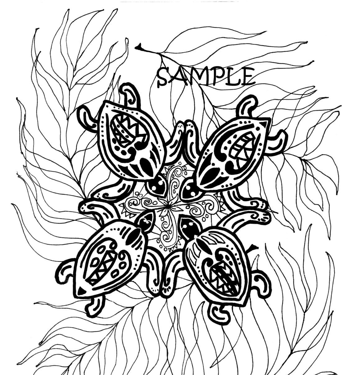 hawaiian turtle coloring pages turtle outline free download on clipartmag hawaiian pages turtle coloring